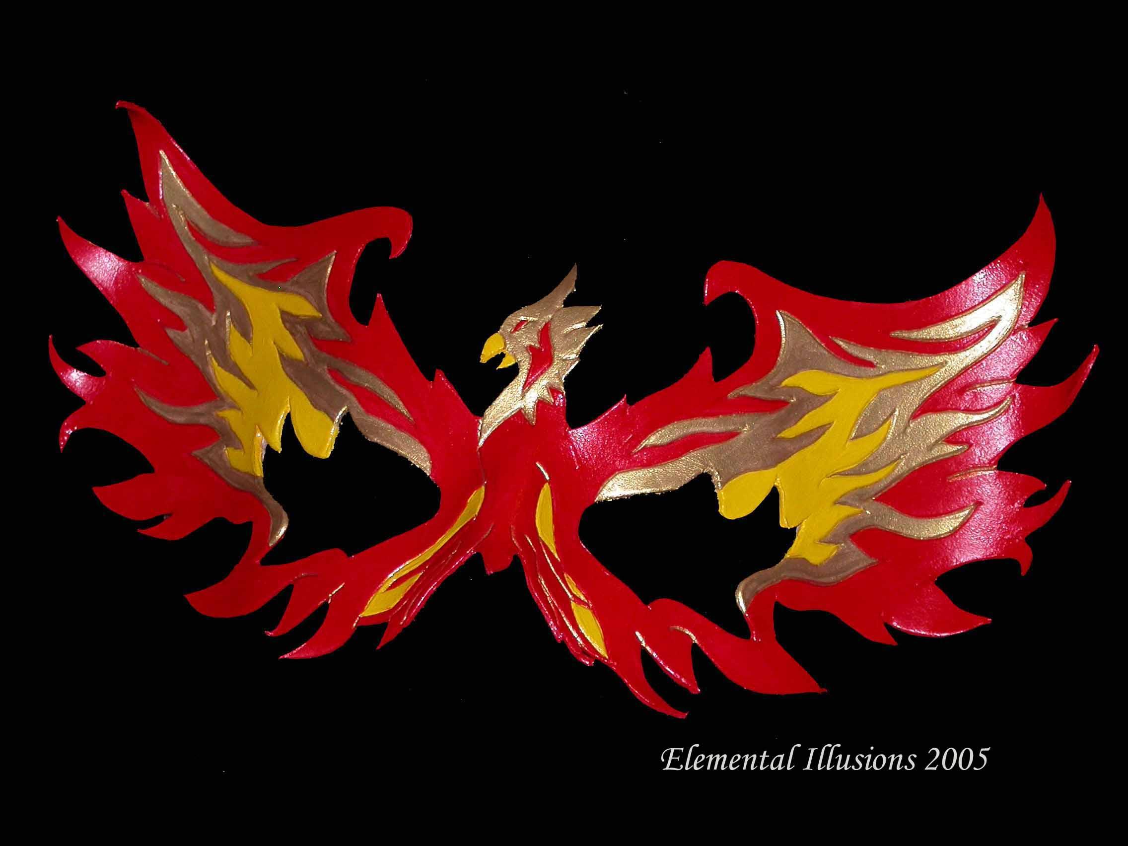 Phoenix Rising $95